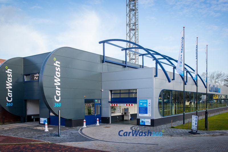 CarWash360 wasstraat carwash