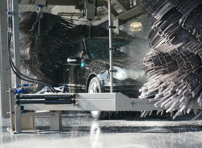CarWash360 wasstraat auto wassen borstelen
