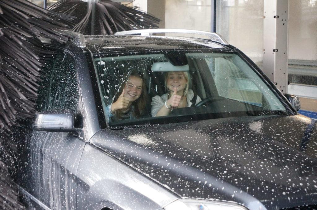 CarWash360 wasstraat auto wassen