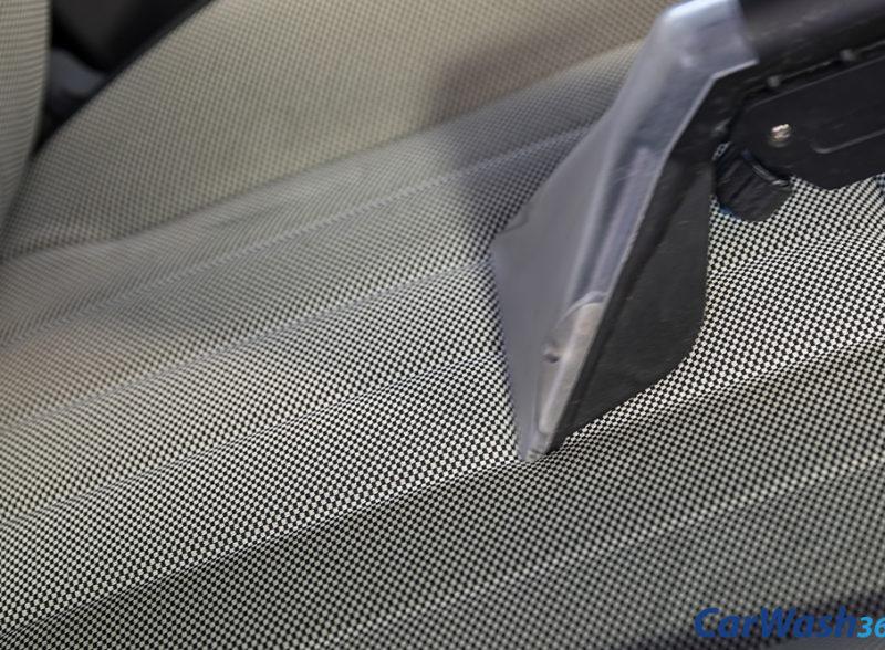 CarWash360 auto interieur reinigen