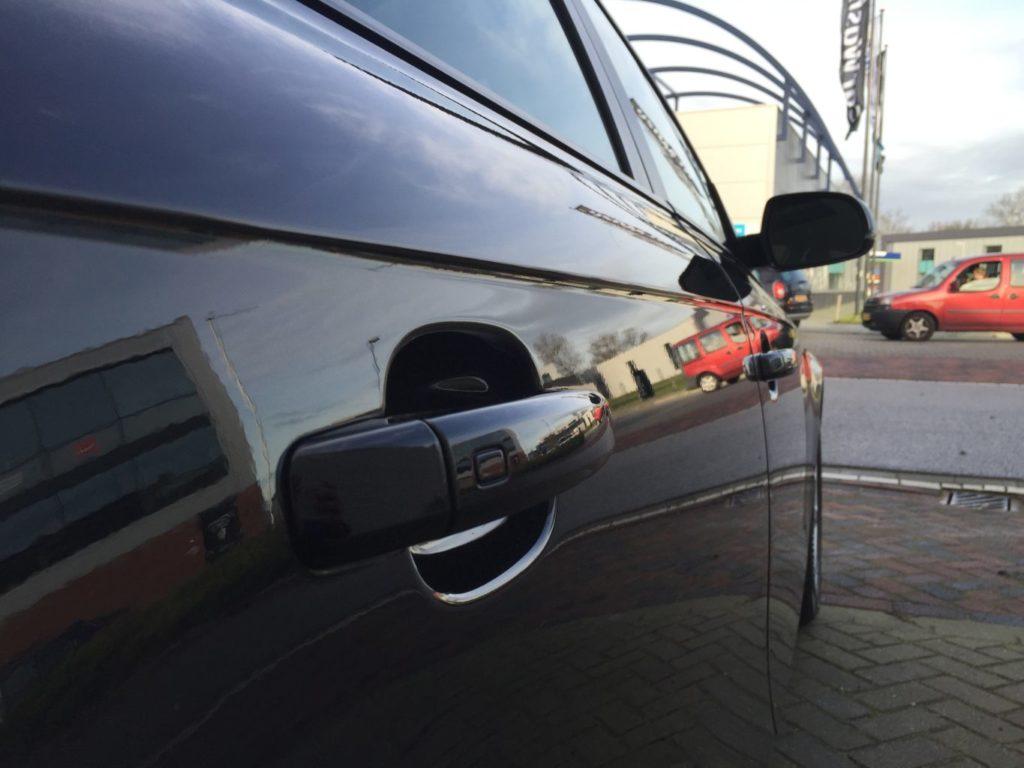 auto glascoating op aan laten brengen