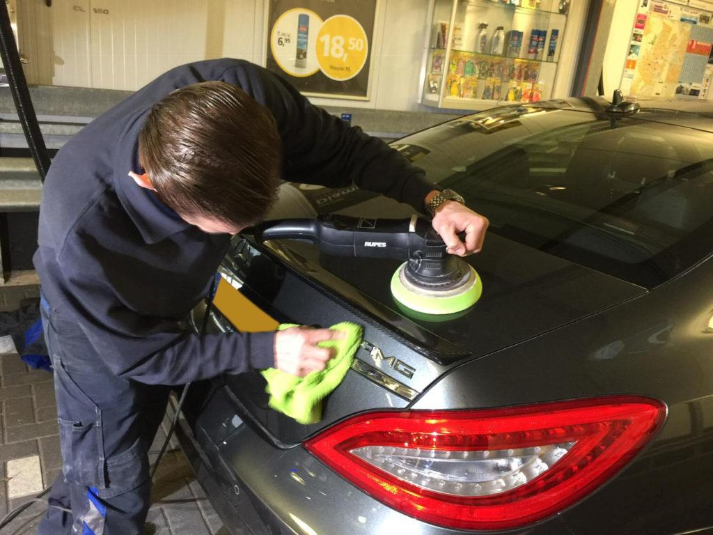 auto poetsen polijsten