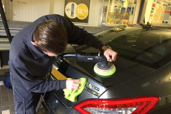 auto polijsten | auto poetsen