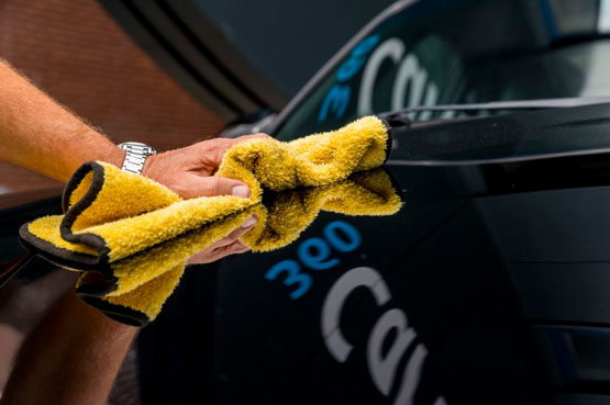 auto waxen | auto poetsen